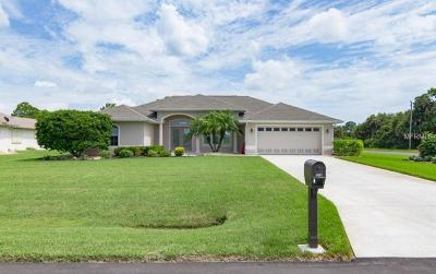 Rotonda West Single Family Home For Sale: 113 Hunter Road