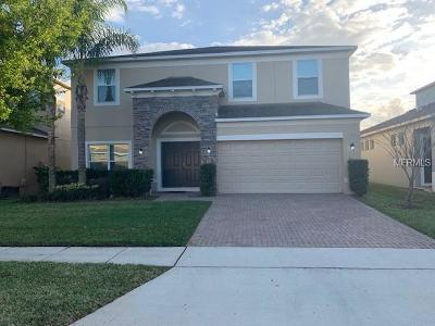 Orlando Single Family Home For Sale: 874 Bella Vida Boulevard