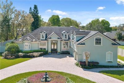 Single Family Home For Sale: 6135 Donegal Drive