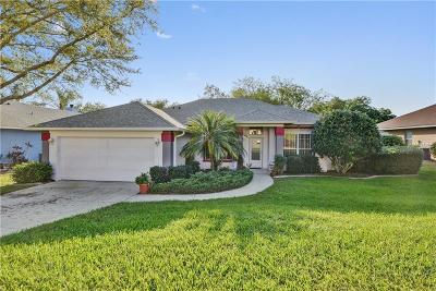 Minneola Single Family Home For Sale: 445 Waterwood Court