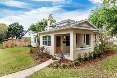 Orlando Single Family Home For Sale: 143 Wisteria Avenue