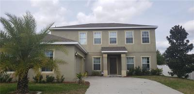 Single Family Home For Sale: 2040 Scrub Jay Road