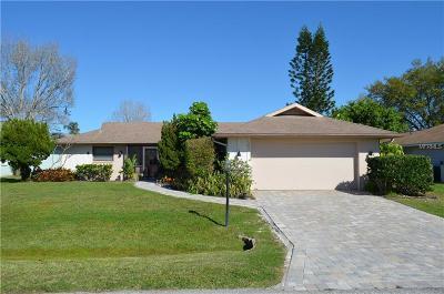 Venice Single Family Home For Sale: 5827 Jefferson Road