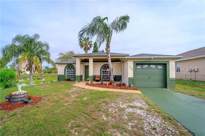 Winter Haven Single Family Home For Sale: 339 Lake Daisy Loop