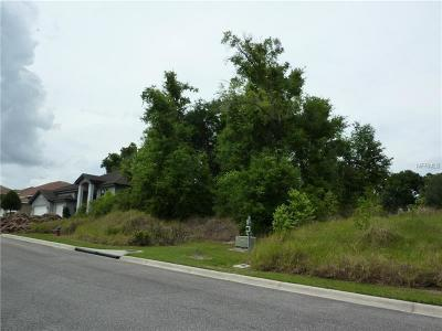 Apopka Residential Lots & Land For Sale: 595 Sanctuary Golf Place