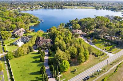 Windermere Residential Lots & Land For Sale: Westover Roberts Road
