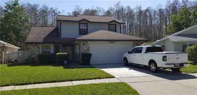 Orlando Single Family Home For Sale: 2418 Pewter Court