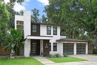 Winter Park Single Family Home For Sale: 230 E Rockwood Way