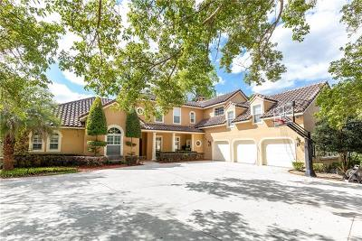 Winter Park Single Family Home For Sale: 2235 Via Tuscany