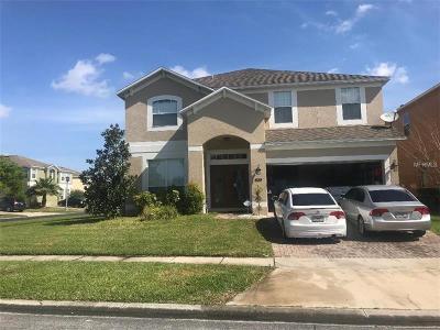 Orlando Single Family Home For Sale: 875 Bella Vida Blvd