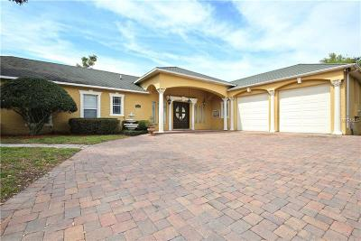 Winter Park Single Family Home For Sale: 2001 Lake Drive