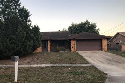 Orange City Single Family Home For Sale: 2470 Pine Tree Circle Drive