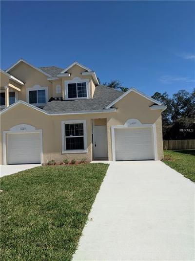 Kissimmee Townhouse For Sale: 2471 Temple Grove Lane