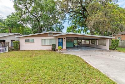 Orlando FL Single Family Home For Sale: $179,999