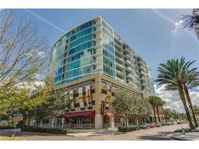 101 Eola, 101 Eola Condo, 101 Eola Condominium Common Area Condo For Sale: 101 S Eola Drive #617