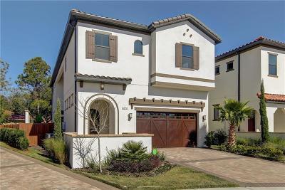 Single Family Home For Sale: 8370 Via Vittoria Way