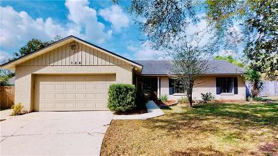 Apopka Single Family Home For Sale: 126 Spanish Oak Lane