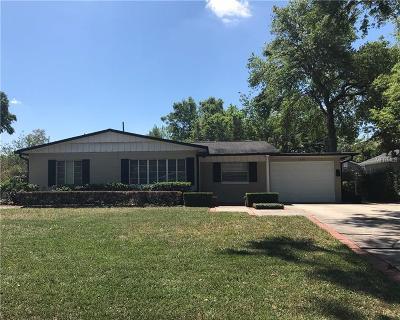 Orange County, Osceola County Residential Lots & Land For Sale: 1790 Oakhurst Avenue