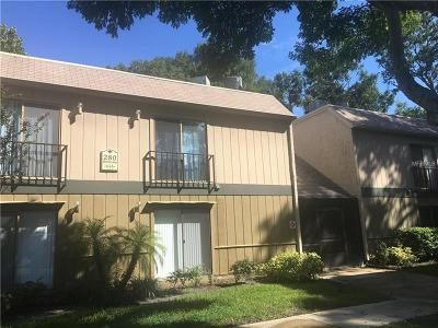 Winter Springs Condo For Sale: 280 Moree Loop #1 #1