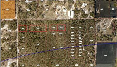 Volusia County Residential Lots & Land For Sale: Xxx East