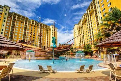 Orlando Condo For Sale: 8101 Resort Village Drive #3909