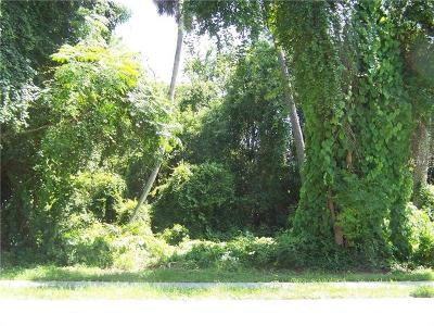 Volusia County Residential Lots & Land For Sale: 1852 S Kingway Drive