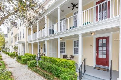Orlando Townhouse For Sale: 1383 Chatfield Place #3