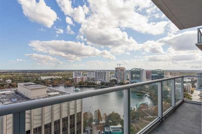 Orlando Rental For Rent: 150 E Robinson Street #24B-5