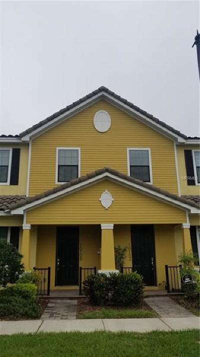 Orange County, Osceola County Rental For Rent: 10108 Eagle Creek Center Boulevard