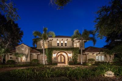 Windermere Single Family Home For Sale: 5284 Isleworth Country Club Drive