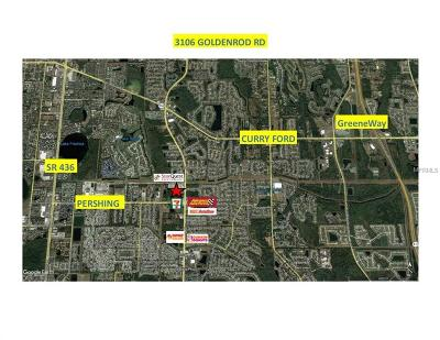 Orlando Residential Lots & Land For Sale: 3106 S Goldenrod Road