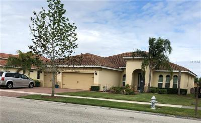 Kissimmee Single Family Home For Sale: 3715 Paradiso Circle