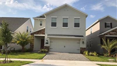 Kissimmee Single Family Home For Sale: 4619 St Bernard Drive