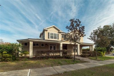 Orlando Single Family Home For Auction: 615 E Harding Street