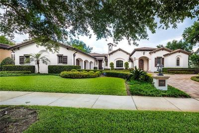 Winter Park Single Family Home For Sale: 1203 Preserve Point Drive