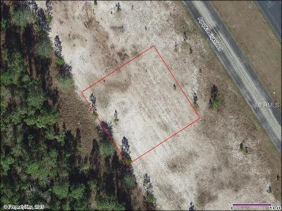 Apopka Residential Lots & Land For Sale: Apopka Airport Road #165