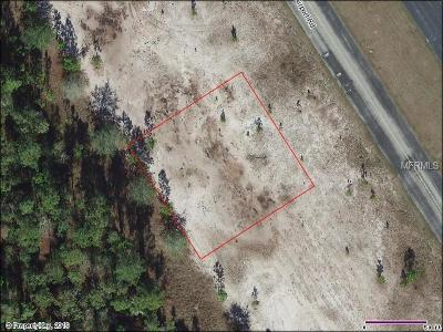 Apopka Residential Lots & Land For Sale: Apopka Airport Road #166