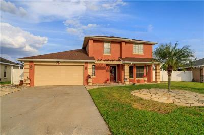 Kissimmee Single Family Home For Sale: 635 Moss Park Court