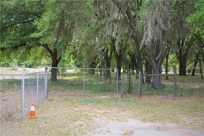 Groveland Residential Lots & Land For Sale: 1846 Stuckey Road