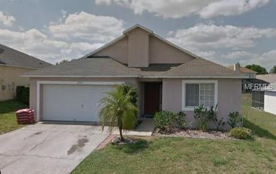 Single Family Home For Sale: 830 Hillcrest Drive