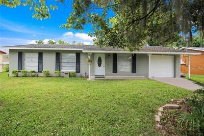 Orlando Single Family Home For Sale: 14512 Daring Avenue
