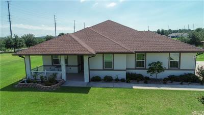 Minneola Single Family Home For Sale: 2345 Zaltana Circle