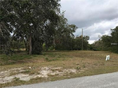 Tavares Residential Lots & Land For Sale: 858 Mansfield Road