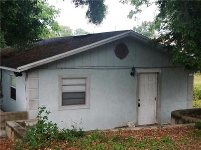 Orlando Single Family Home For Sale: 1 N Hart