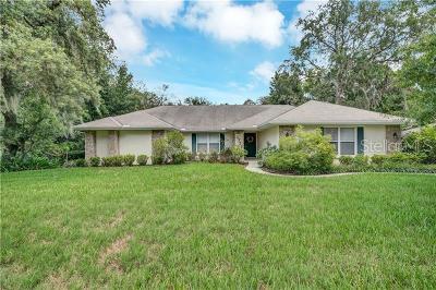 Lakeland Single Family Home For Sale: 1726 Sherwood Lakes Boulevard