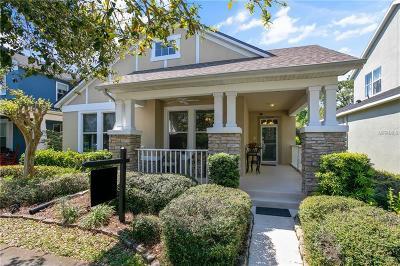 Orlando Single Family Home For Sale: 3954 Avalon Park West Boulevard