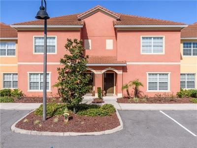 Kissimmee Townhouse For Sale: 8975 California Palm Road
