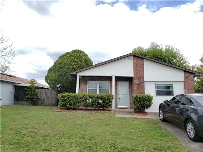 Kissimmee Single Family Home For Sale: 1558 Kelby Road