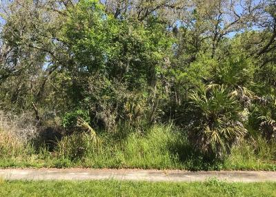 Winter Springs Residential Lots & Land For Sale: 1439 Bird Road