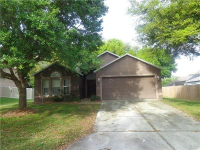 Eustis Single Family Home For Sale: 974 Vanderbilt Drive